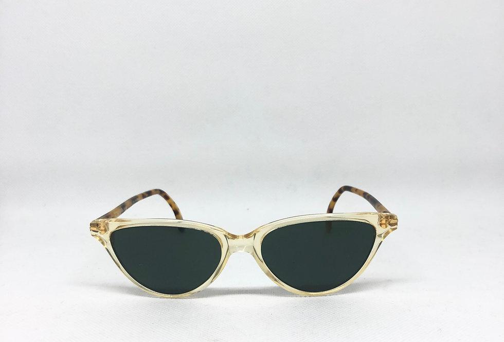 METALFLEX M 104 col. trasp. ant 48 vintage sunglasses DEADSTOCK