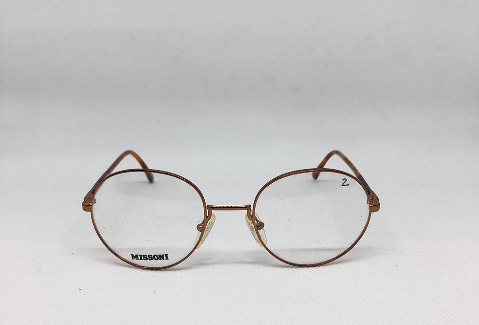 MISSONI m 846 86 t 135 vintage glasses DEADSTOCK
