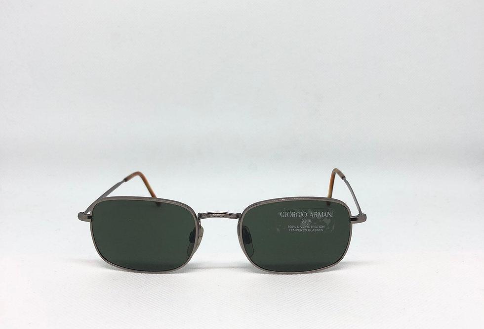 GIORGIO ARMANI 673 815 small 19 19 140 vintage sunglasses DEADSTOCK