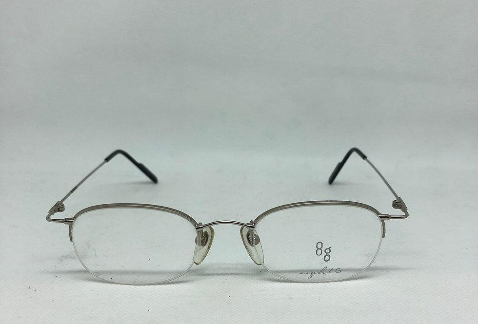EIGHT g-09 02 48 20 vintage glasses DEADSTOCK