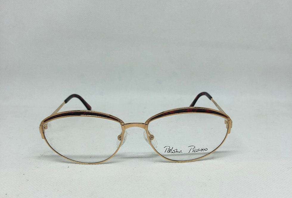 PALOMA PICASSO 3844 43 55 16 130 vintage glasses DEADSTOCK