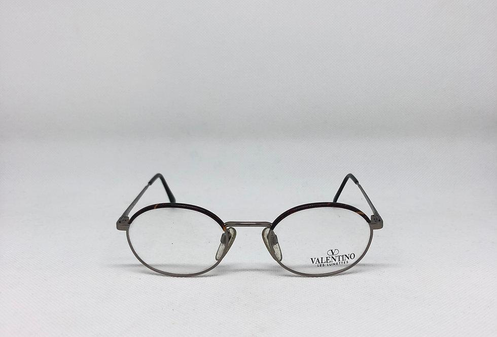 VALENTINO v428 1207 49 20 135 vintage glasses DEADSTOCK
