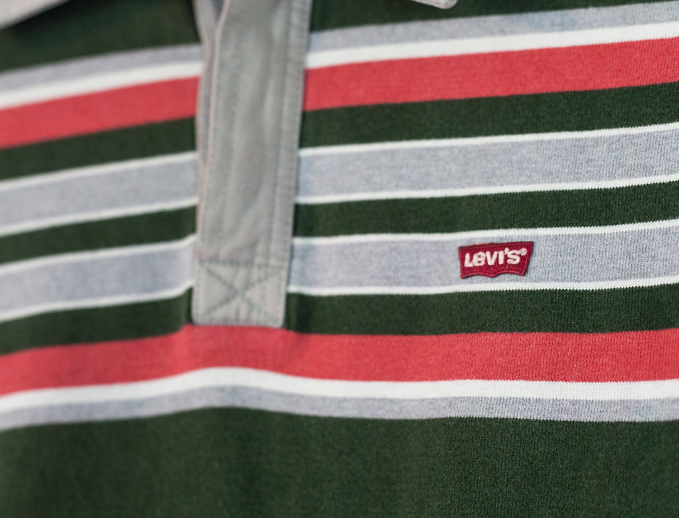 polo-levis-righe-vintage