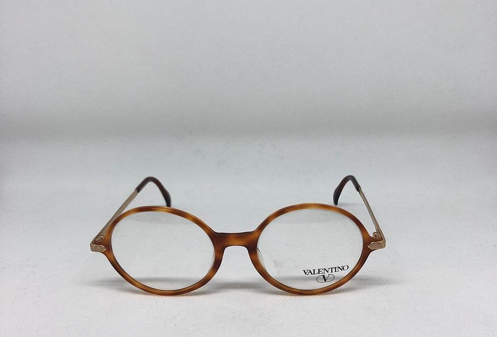 VALENTINO V186 511 52-19 135 vintage glasses DEADSTOCK