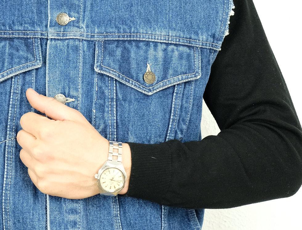 gilet-jeans-denim-vintage