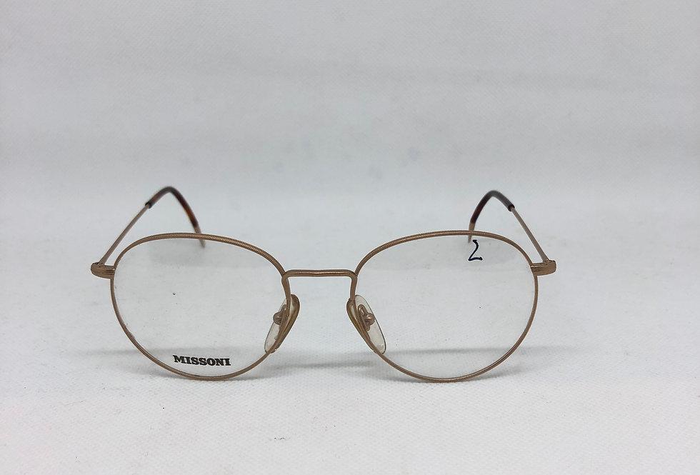 MISSONI 140 m371 67s vintage glasses DEADSTOCKMG_0712_7903