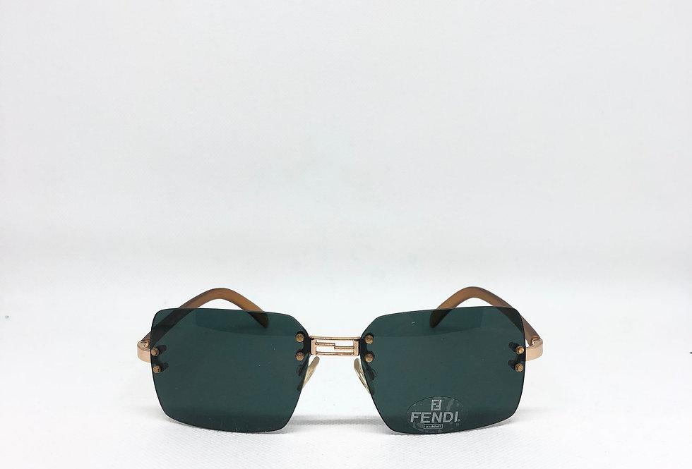 FENDI SL 7300 55 300 vintage sunglasses DEADSTOCK