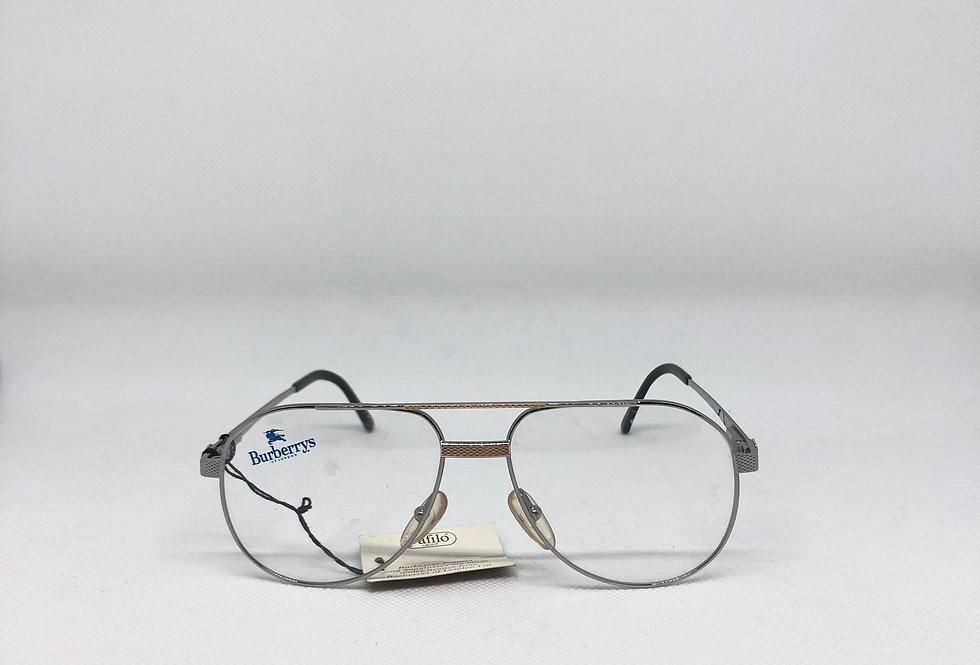 BURBERRYS by safilo b 8823 135 9df vintage glasses DEADSTOCK