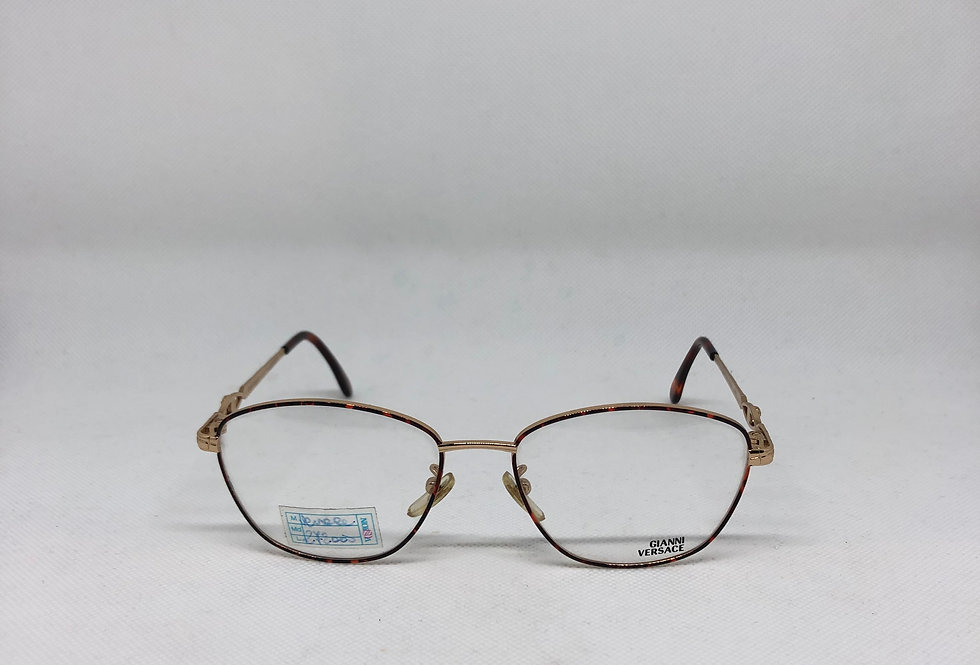 GIANNI VERSACE h51 07m 56 17 vintage glasses DEADSTOCK