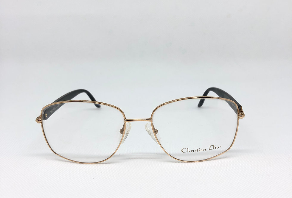 CHRISTIAN DIOR cd 3509 52Z 140 vintage glasses DEADSTOCK