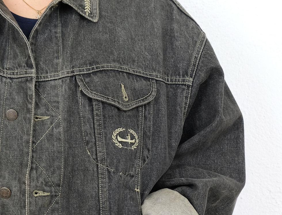 giacca-jeans-denim-sisley-vintage