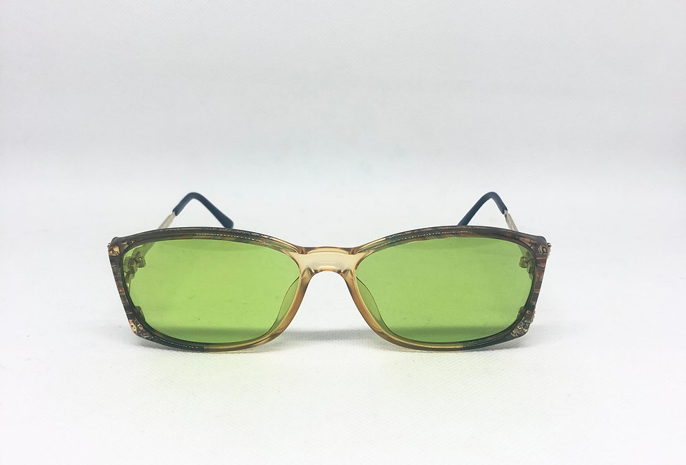 CHRISTIAN DIOR  2632 80 57 16 120 vintage sunglasses DEADSTOCK