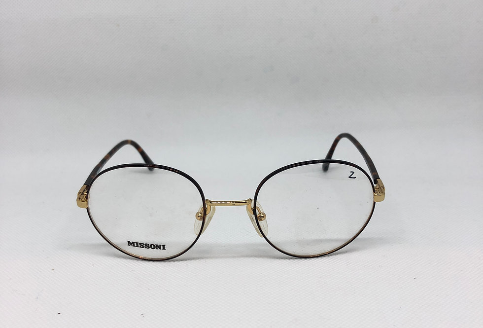 MISSONI m 846 27 t 135 vintage glasses DEADSTOCK
