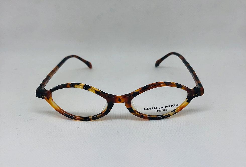 MIKLI par MIKLI 6073 281 vintage glasses DEADSTOCK