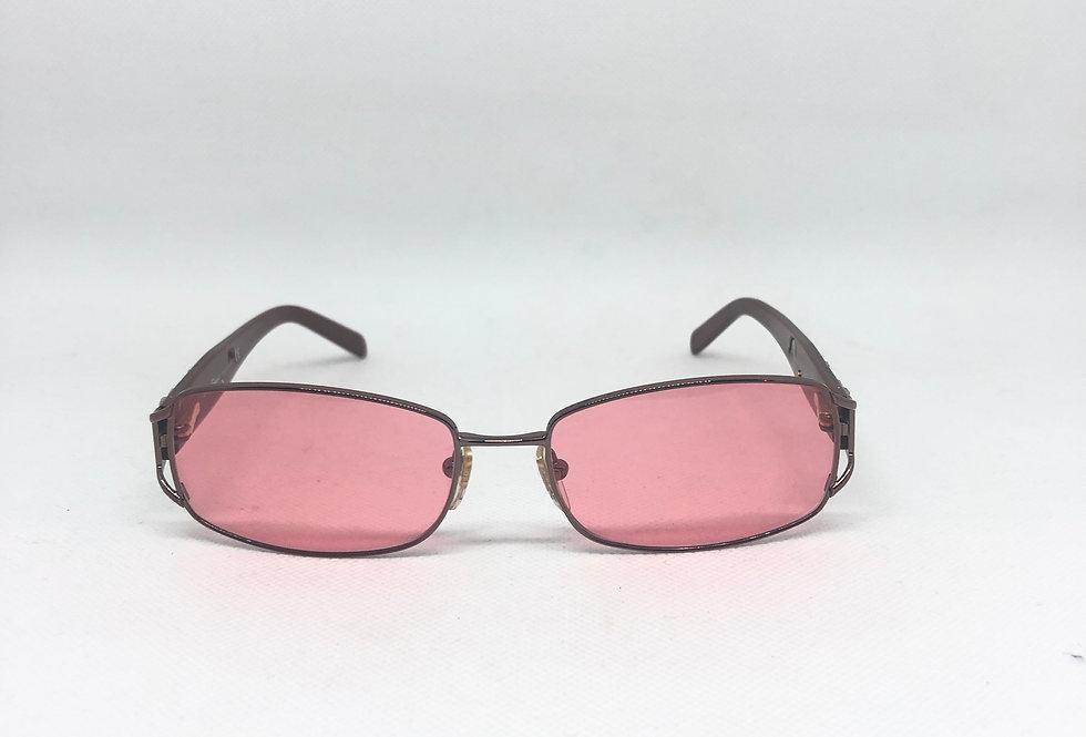 SALVATORE FERRAGAMO 1802-b 656 53 16 135 vintage sunglasses DEADSTOCK