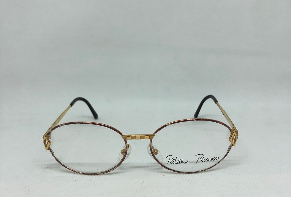 PALOMA PICASSO 3837 41 54 16 130 vintage glasses DEADSTOCK