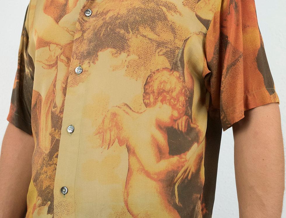camicia-eros-putti-vintage