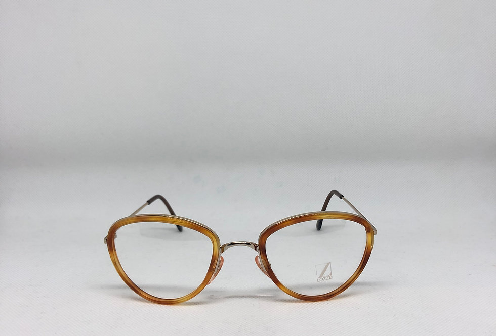 LOZZA jody 53 21 135 vintage glasses DEADSTOCK