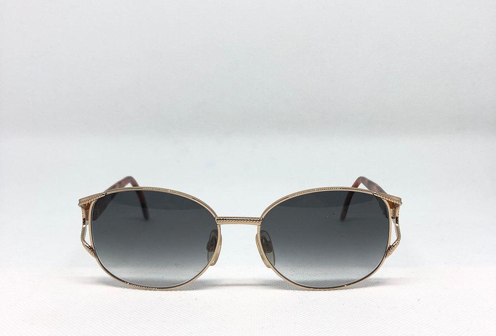 YVES SAINT LAURENT 4076 y101 54 16 130 vintage sunglasses deadstock