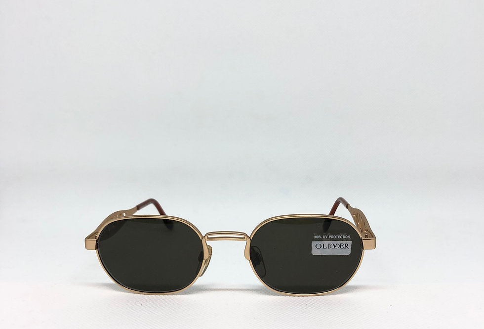 OLIVER by Valentino 1840 1041 135 vintage sunglasses DEADSTOCK