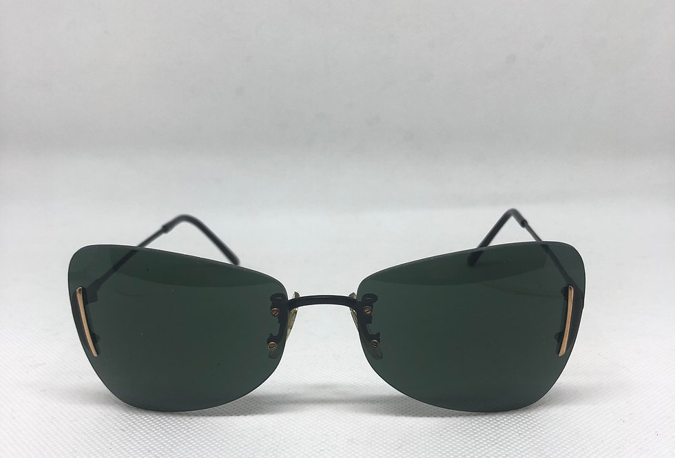 LUXOTTICA 7525 t 51 vintage sunglasses DEADSTOCK