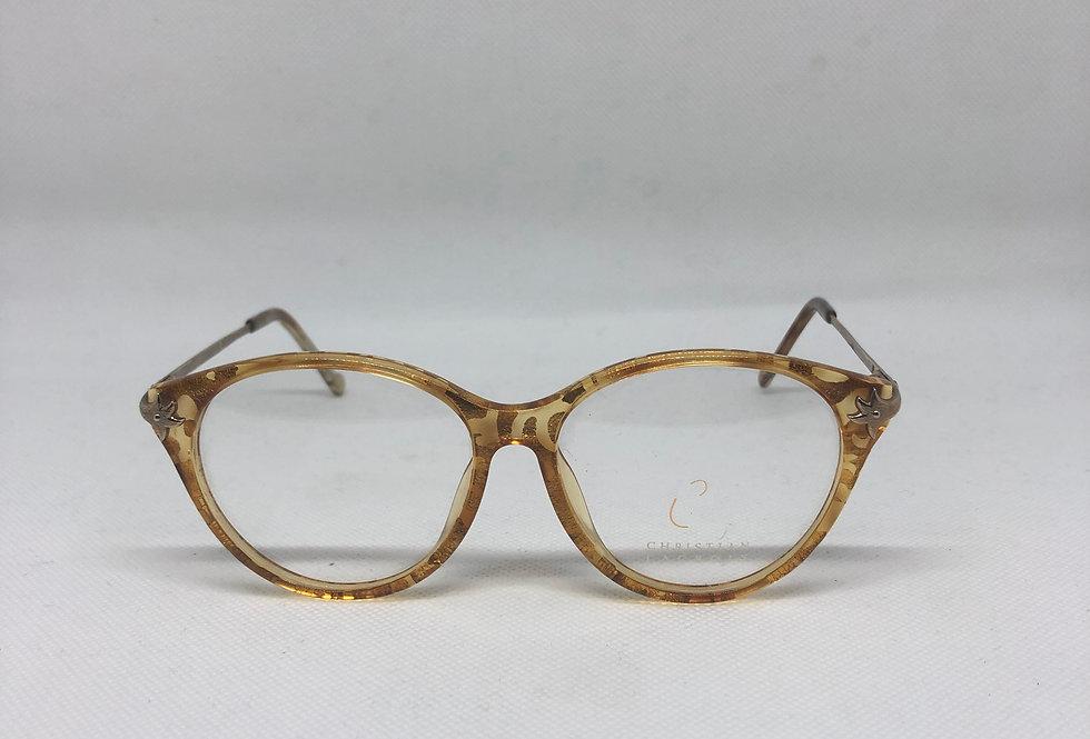 CHRISTIAN LACROIX 7395 11 52 14 130 vintage sunglasses DEADSTOCK