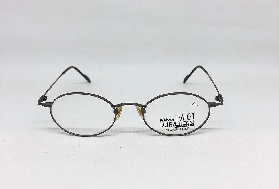NIKON dura titan tc 6208t 0253 140 vintage glasses DEADSTOCK