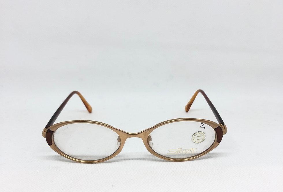 SILHOUETTE m 6441 720 v 6051 41 17 130 vintage glasses DEADSTOCK