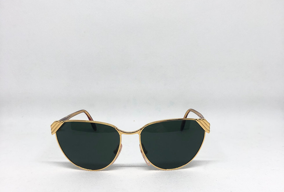 NO BRAND made in italy 3092 56 15 M vintage sunglasses DEADSTOCK