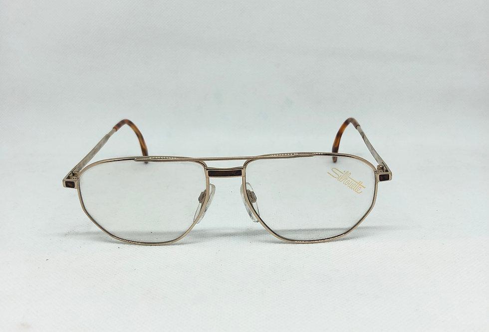 SILHOUETTE M7177 /20 V 6015 55 15 140 vintage glasses DEADSTOCK