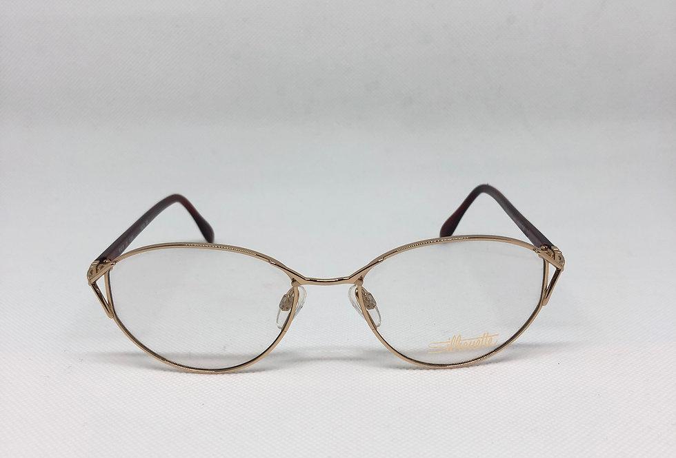SILHOUETTE M 6378 /30 V 6050 54 18 135 vintage glasses DEADSTOCK