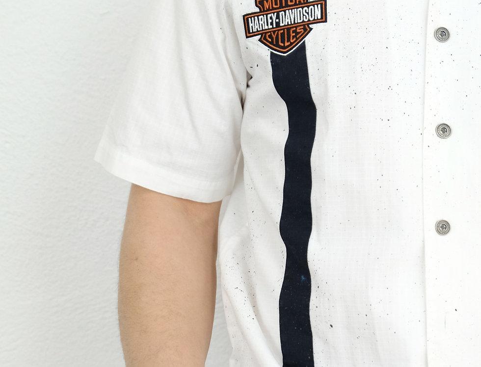 camicia-cotone-harley-davidson-vintage