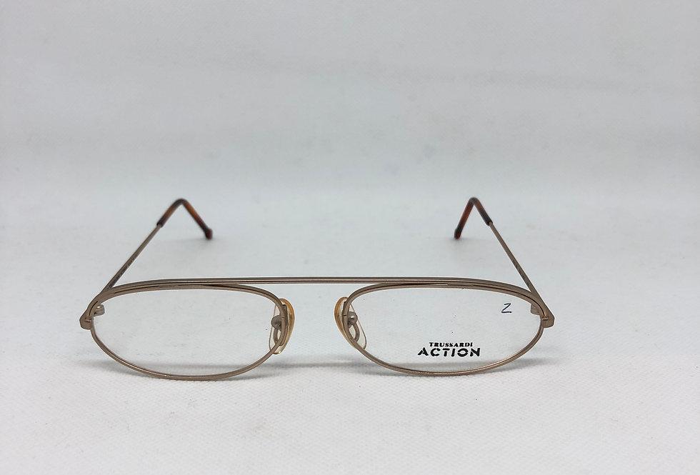 TRUSSARDI action atr 39 053 140 vintage glasses DEADSTOCK