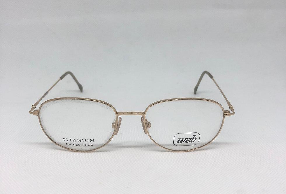 WEB 2286 t105l 53 18 140 vintage glasses DEADSTOCK