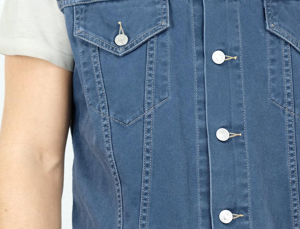 gilet-levi's-jeans-vintage
