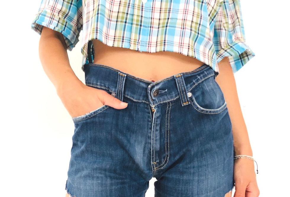 shorts-denim-jeans-levis-caramella-vintage