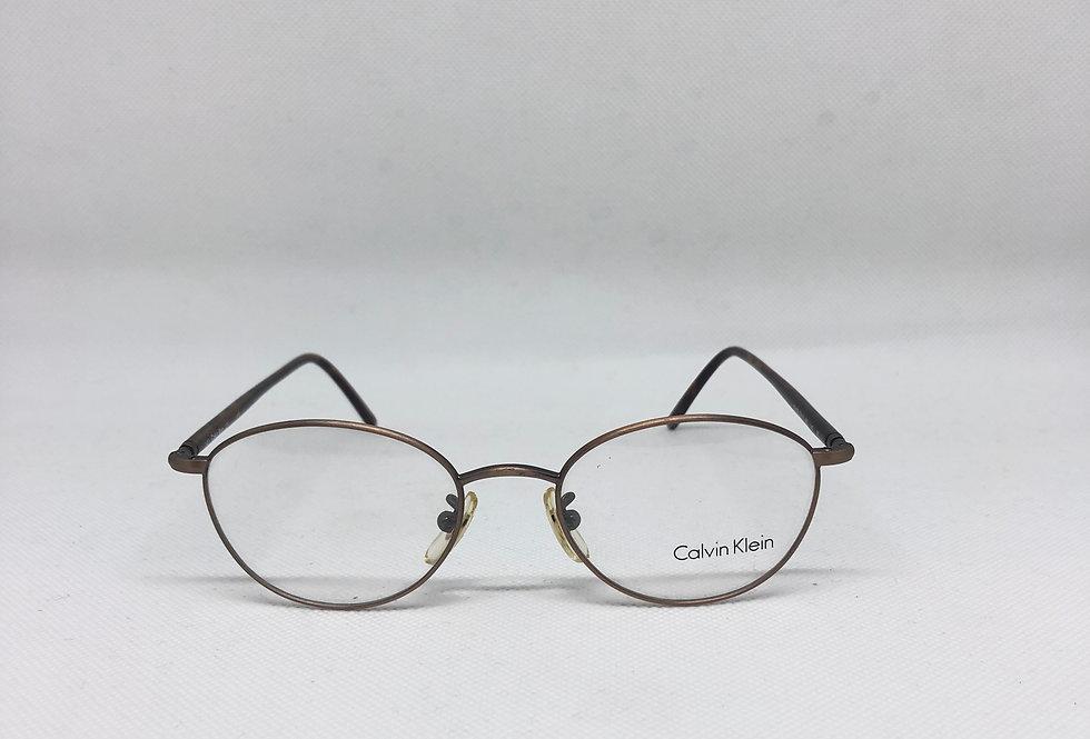 CALVIN KLEIN 137 570 vintage glasses DEADSTOCK