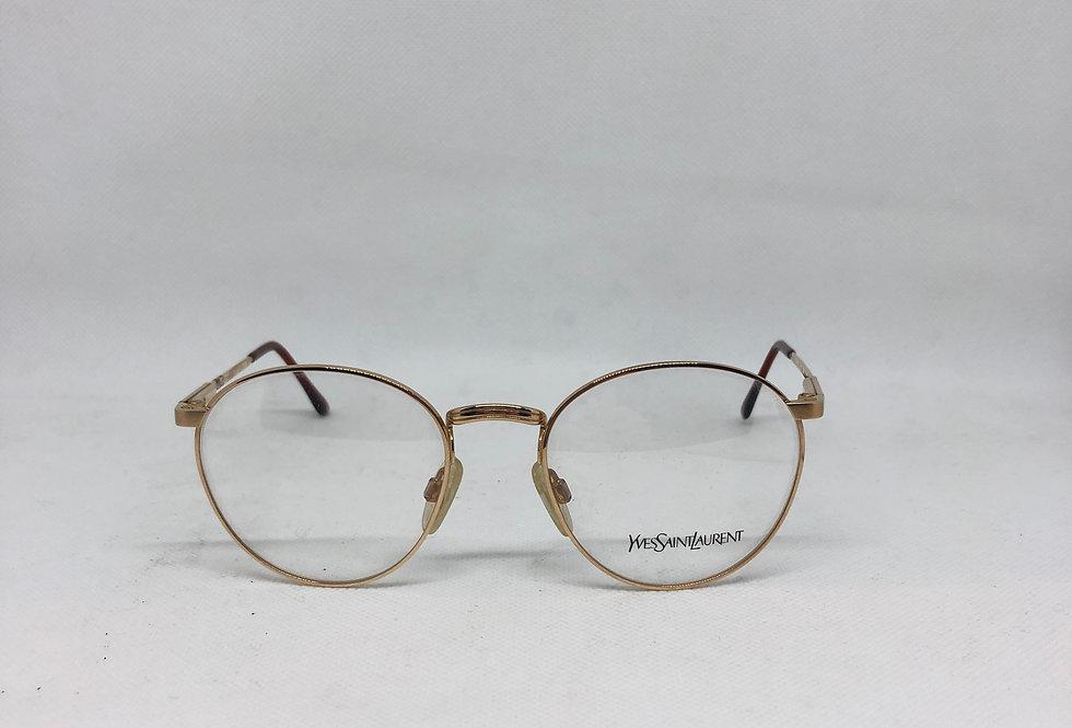 YVES SAINT LAURENT 4045 y101 52 19 135 vintage glasses DEADSTOCK