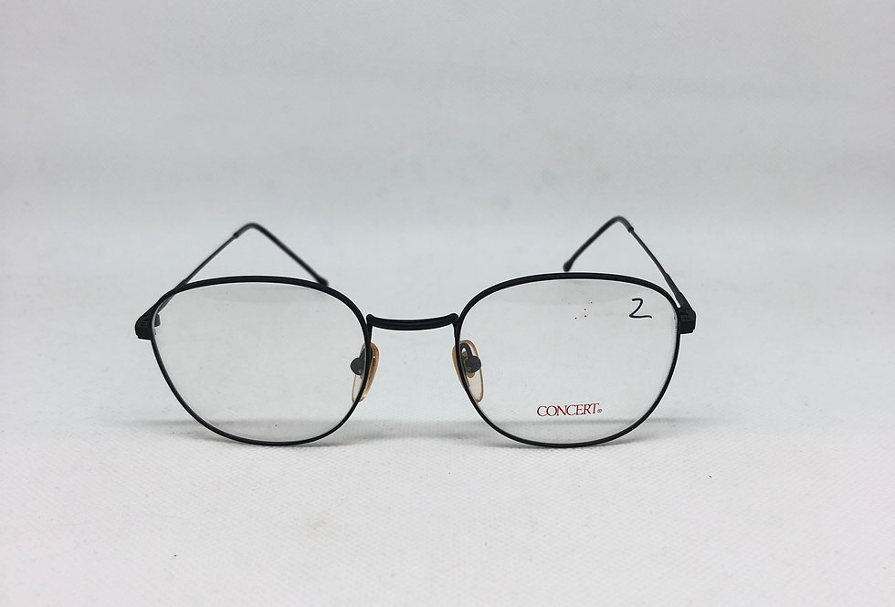 CONCERT 160 48 18 N vintage glasses DEADSTOCK