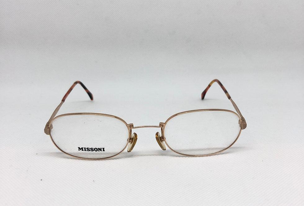 MISSONI m 428 002 140 vintage glasses DEADSTOCK