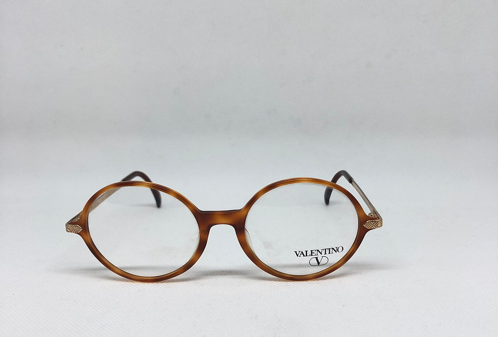 VALENTINO v 186 511 52 19 135 vintage glasses DEADSTOCK