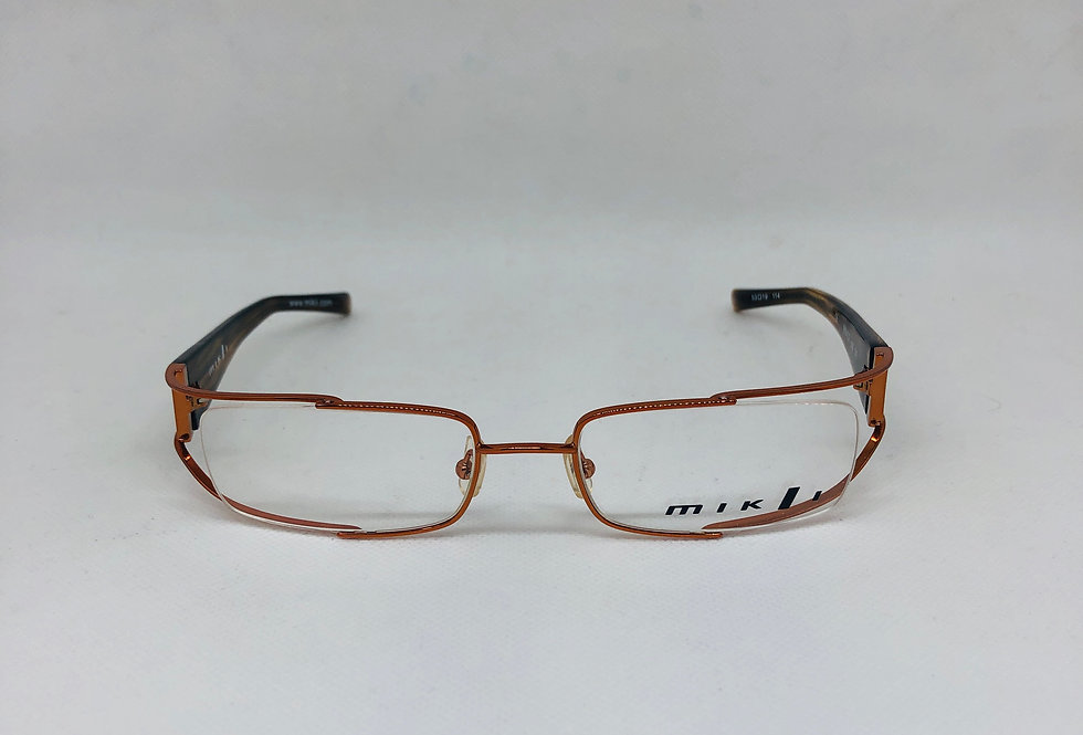 MIKLI mo422 01 53 19 114 vintage glasses DEADSTOCK