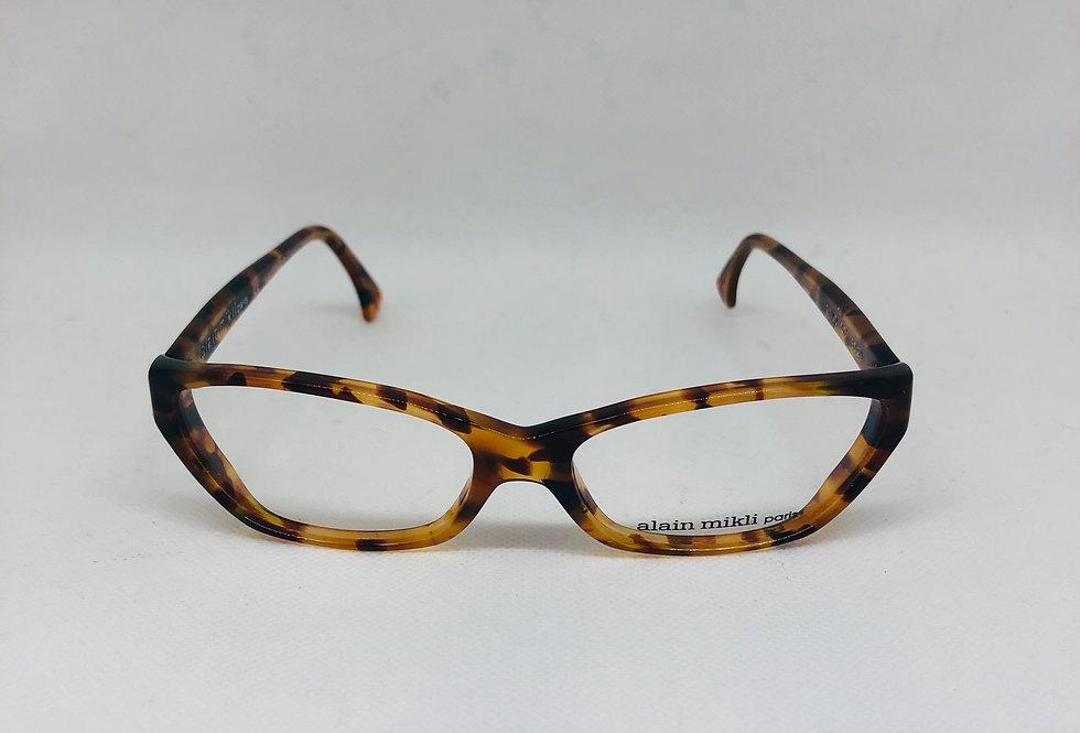 ALAIN MIKLI 2190 2021 vintage glasses DEADSTOCK