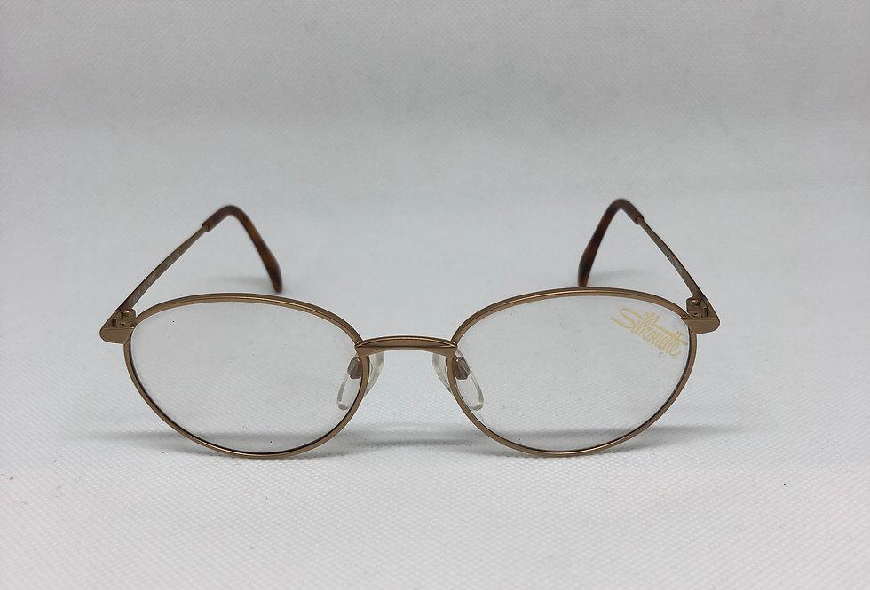 SILHOUETTE  m 6229 /30 v 6050 50 17 135 vintage glasses DEADSTOCK