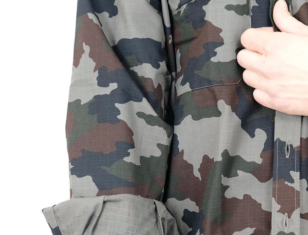 camicia-militare-vintage