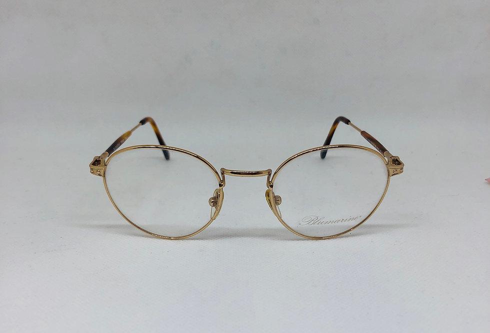 BLUMARINEbm 193 gb 48 20 135 vintage glasses DEADSTOCK