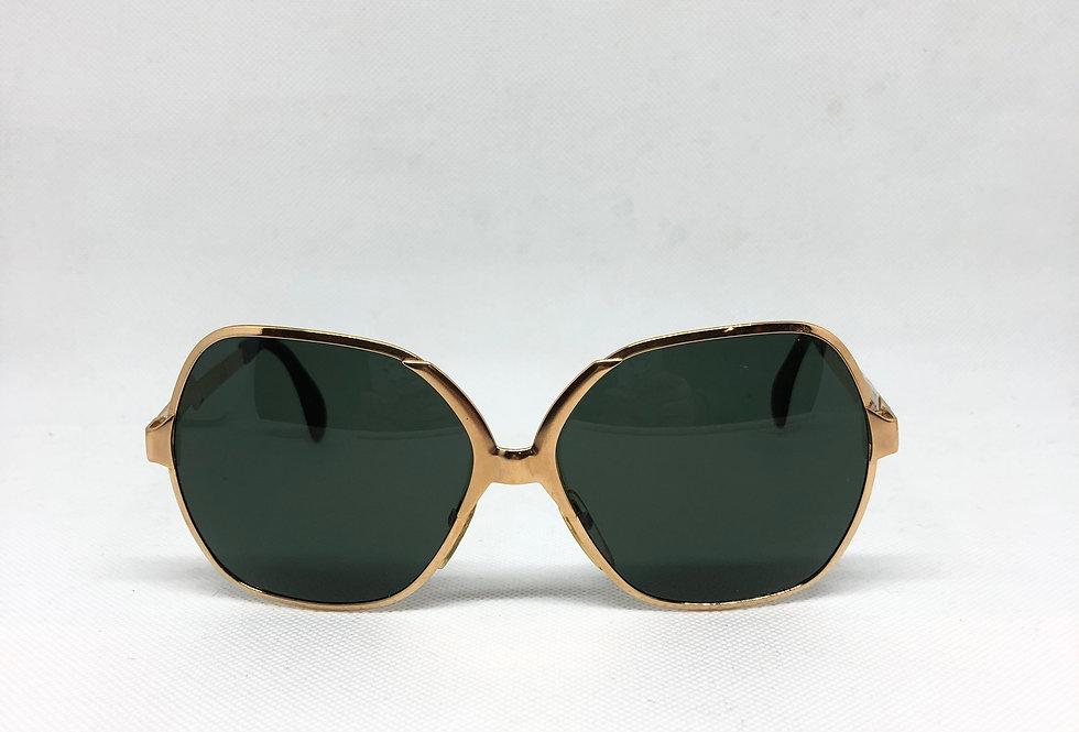 LUXOTTICA 713 gep 20/000 vintage sunglasses DEADSTOCK