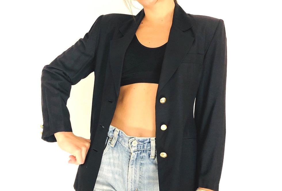 giacca-blazer-blu-vintage