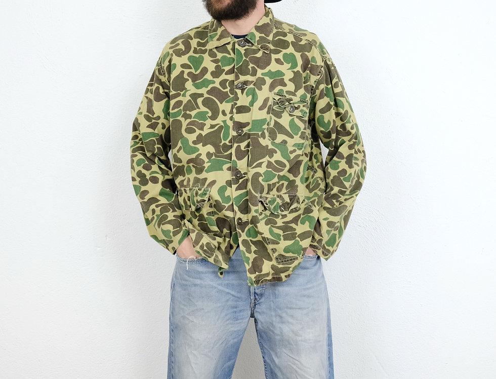 Frog Skin camouflage shirt