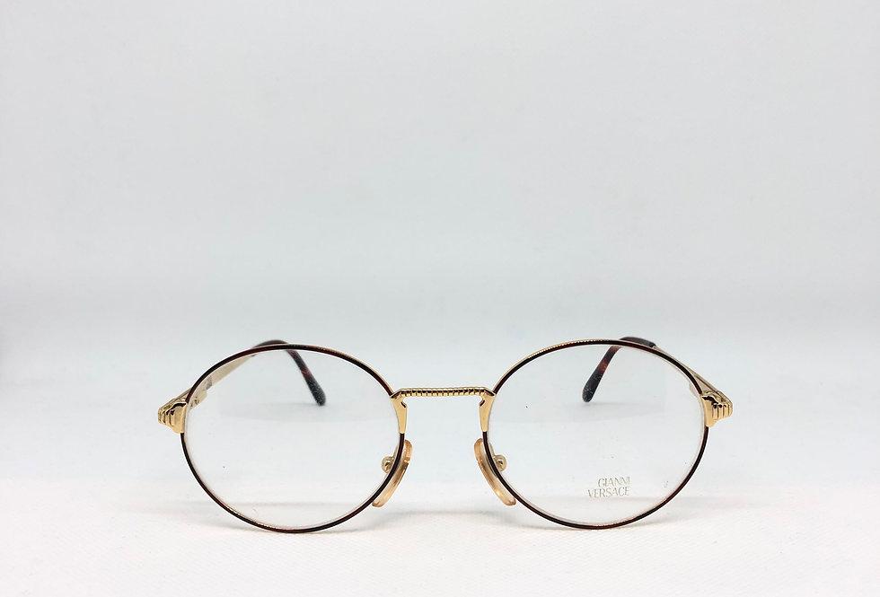 GIANNI VERSACE v07 07m 52 19 vintage glasses DEADSTOCK